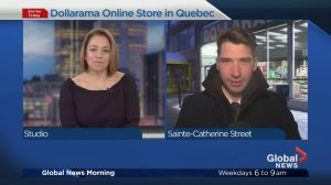 Dollarama goes online